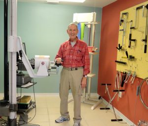 Occupational Therapy using BTE equipment in Fairhope, Alabama